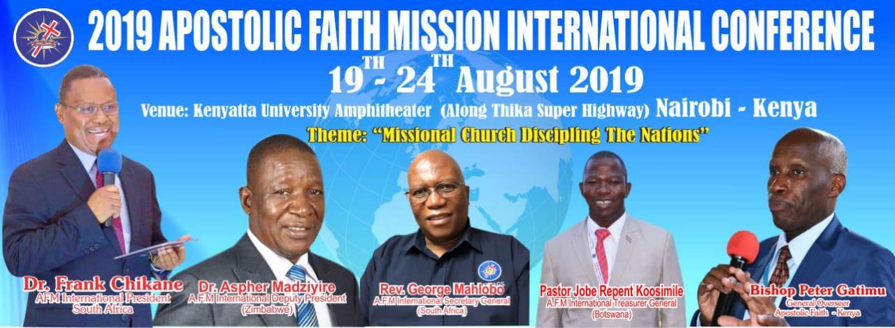 Apostolic Faith Church Kenya